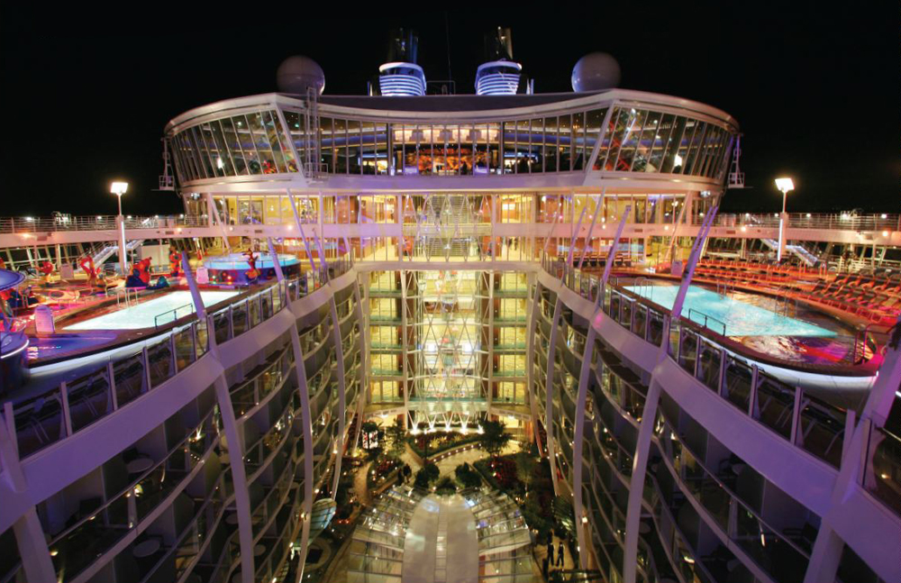 project_helvar_lighting_control_cruise_liner_allure_of_the_seas_01