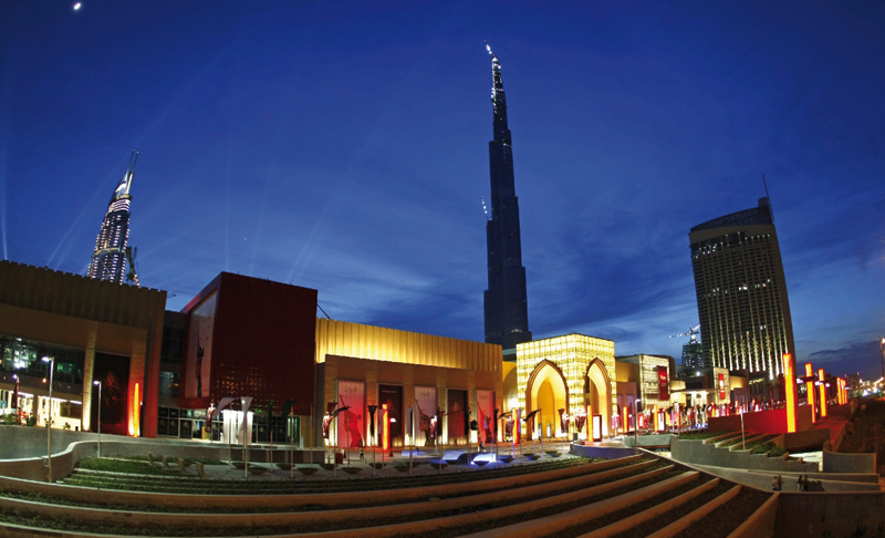 project_helvar_lighting_control_dubai_mall_01_exterior